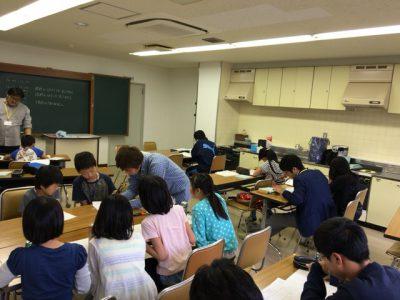 兵庫県加東市で貧困世帯の子どもたちへの学習支援を実施します。