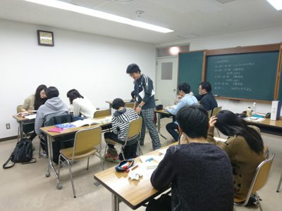 学習支援[明石かがやき] 平成29年度受講生募集を開始!