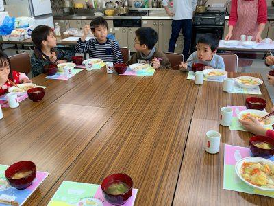 【活動報告】食育ひろば ひなた 2020.1.25